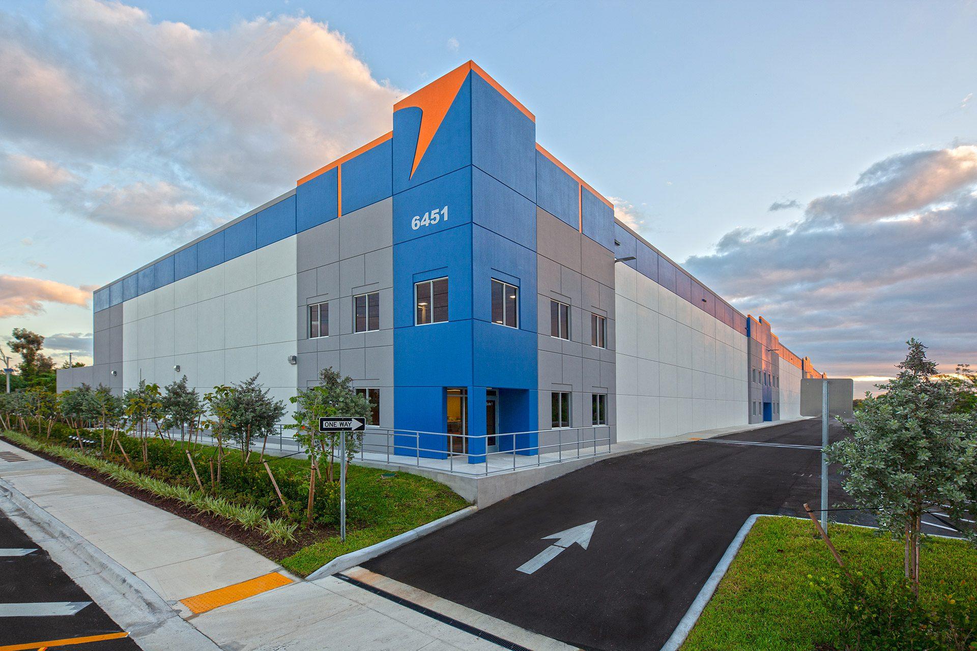 TRX Logistics Center