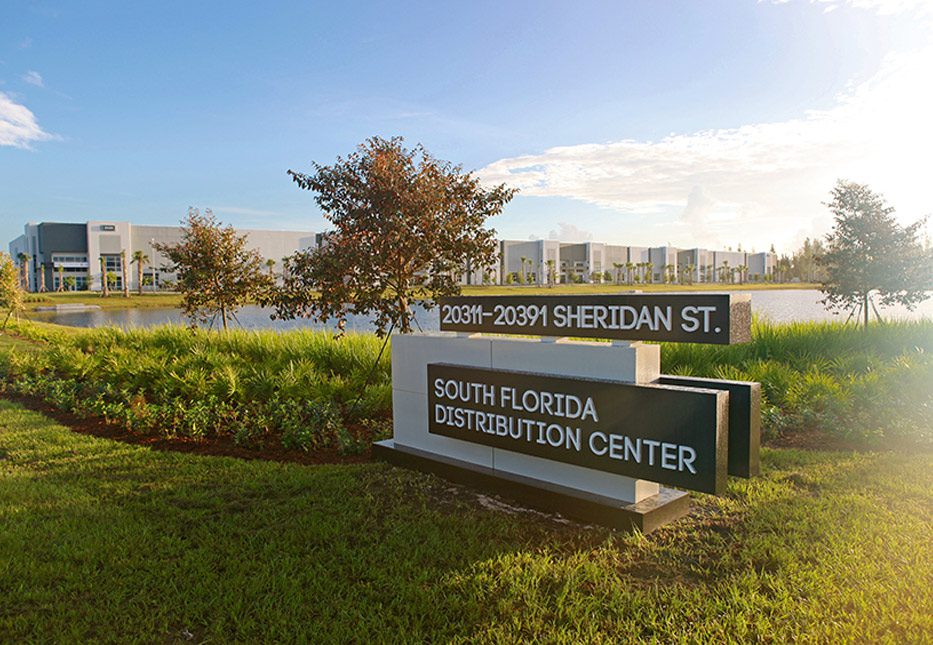 South Florida Distribution Center, Buildings A & B