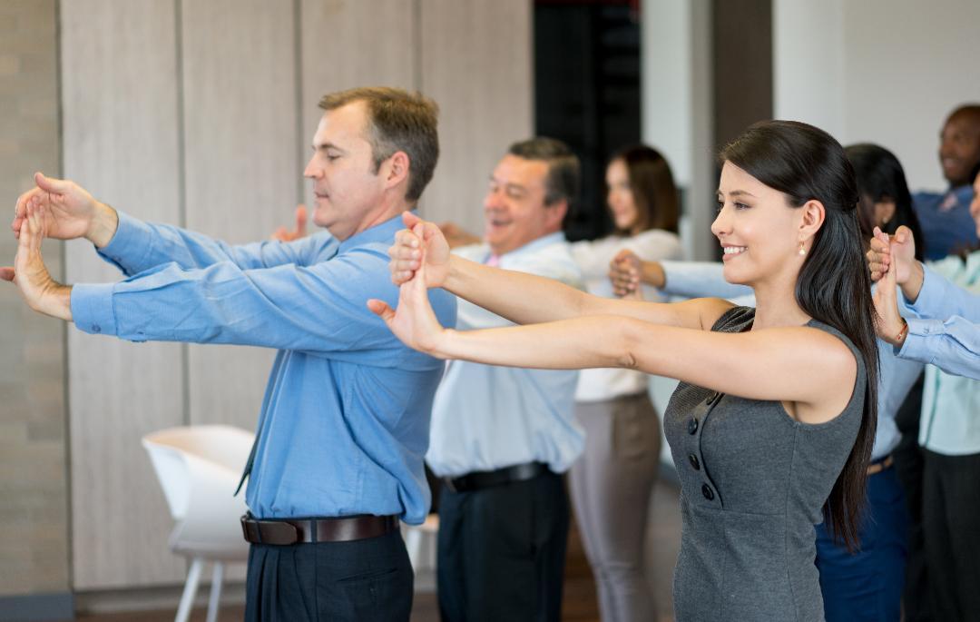 Customizable Corporate wellness services
