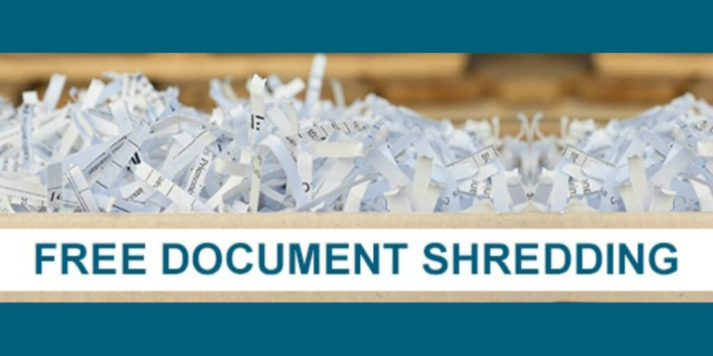 Oregon Opportunities Real Estate 5th Annual Free Shred Event