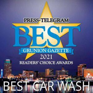 best car wash 2021 readers choice awards press telegram