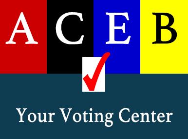 Allen County Election Board logo