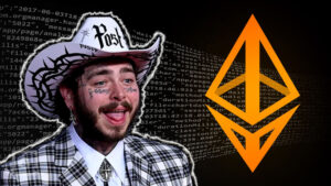 Post Malone supporting Crypto with Fyooz for NFT collaboration