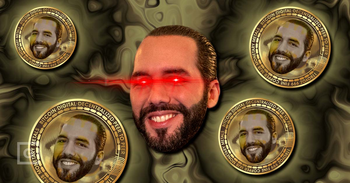 Bitcoin as legal tender in El Salvador, red pilled president
