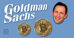 Goldman Sachs shows support for cryptocurrency