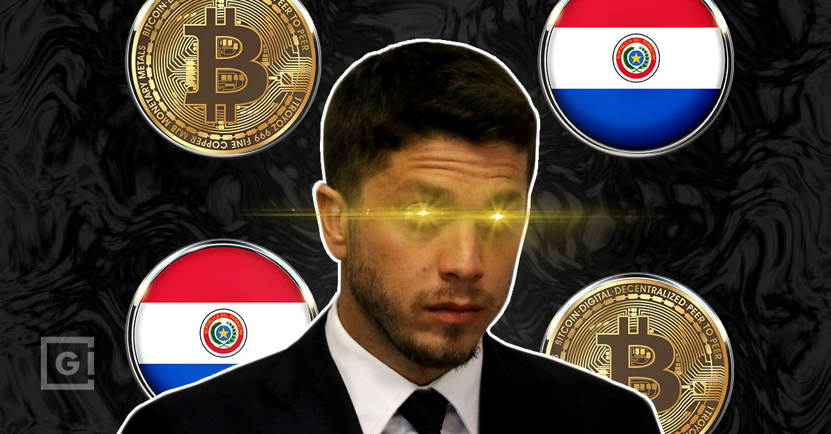 Paraguay and Carlos Rejala to push crypto support?