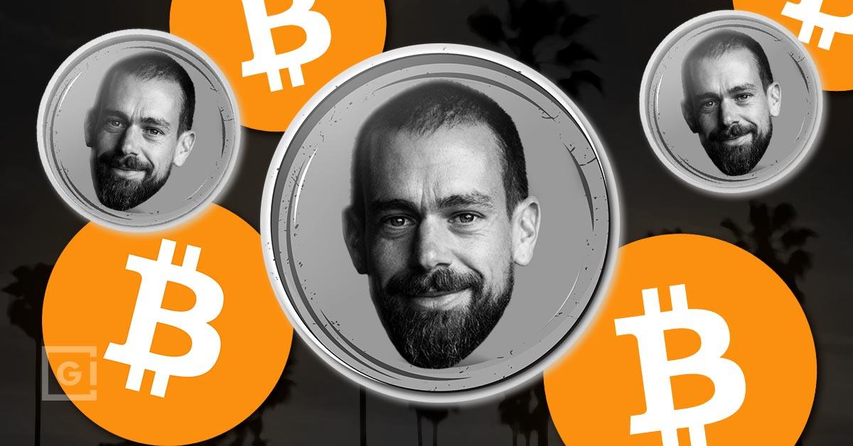 Jack Dorsey loves Bitcoin