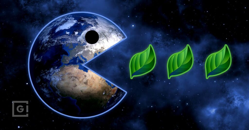 Taking steps to improve our carbon footprint on Earth