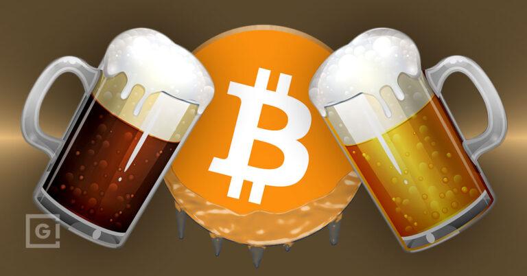 The blockchain beer world