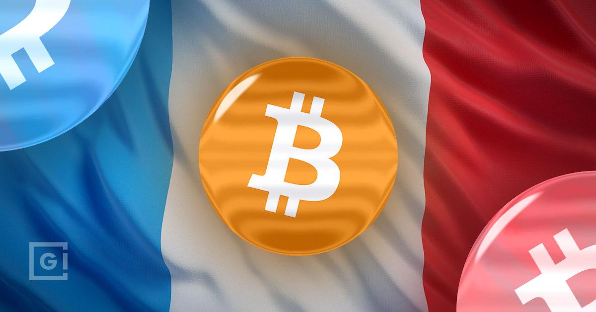 Bullish news for BTC in France