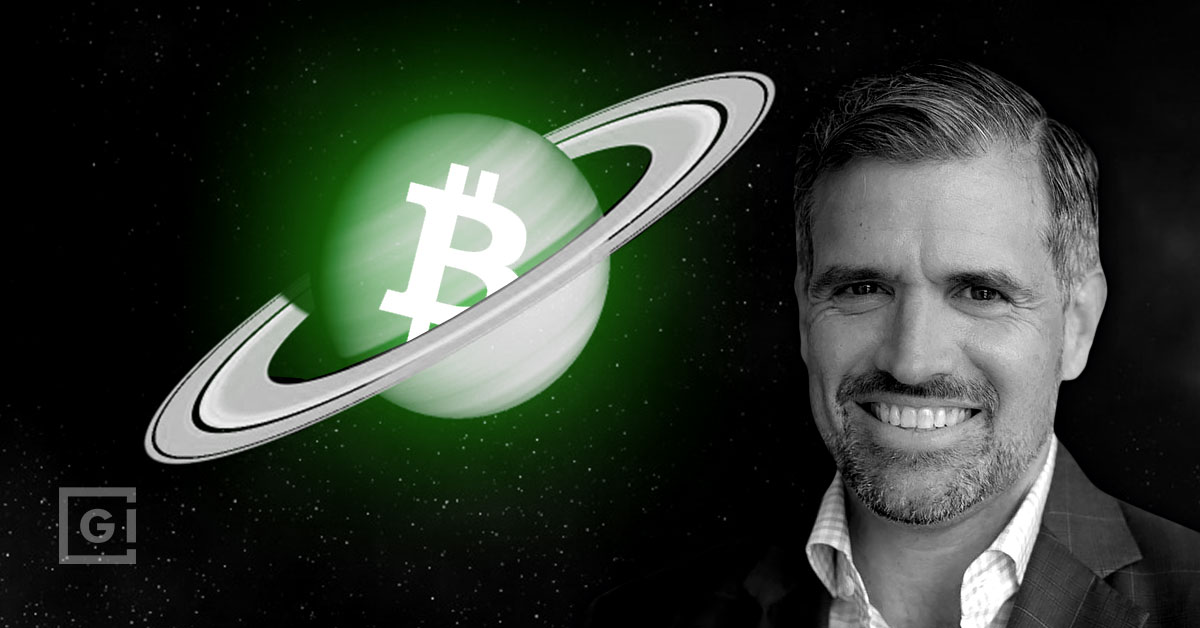 Fidelity executive Tom Jessop revealing crypto trends