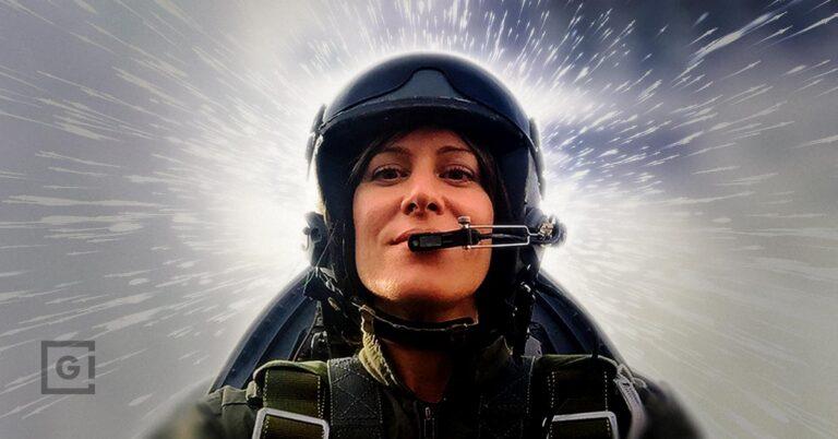 flying through discomfort