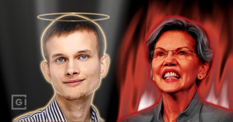 Elizabeth Warren vs Cryptocurrency
