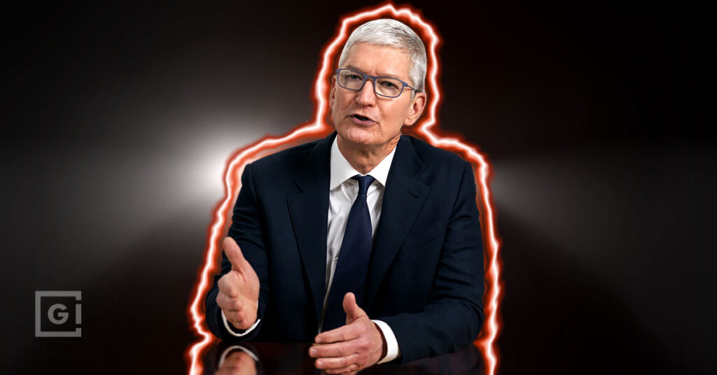 Apple in lawsuit with Epic Games