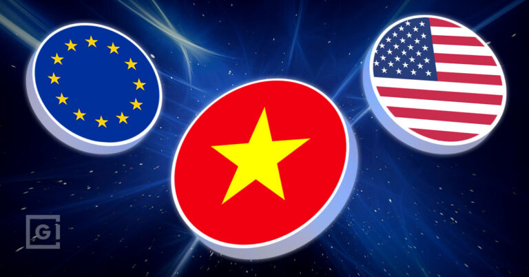USA lagging behind Vietnam and Europe with crypto adoption