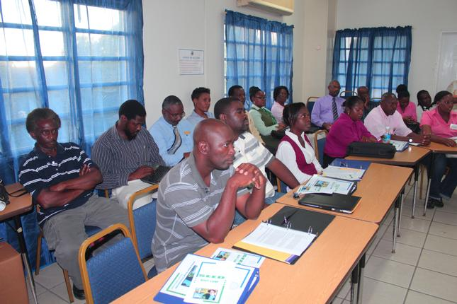 SEED boot camp participants grateful for program implementation