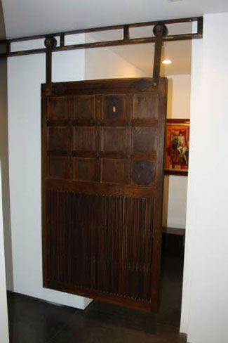 zen shorter wood door