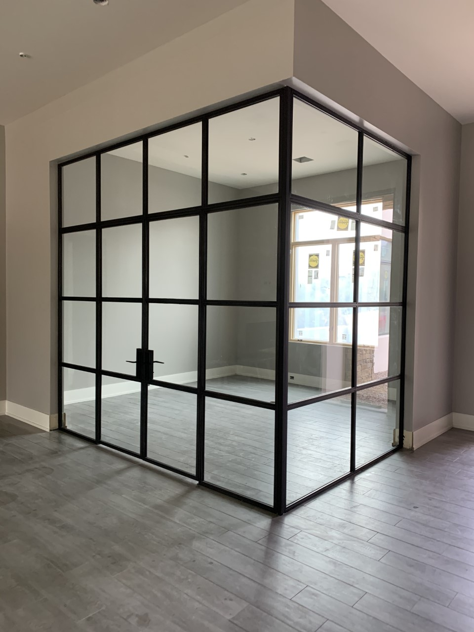Glass and Metal Panels and Doors