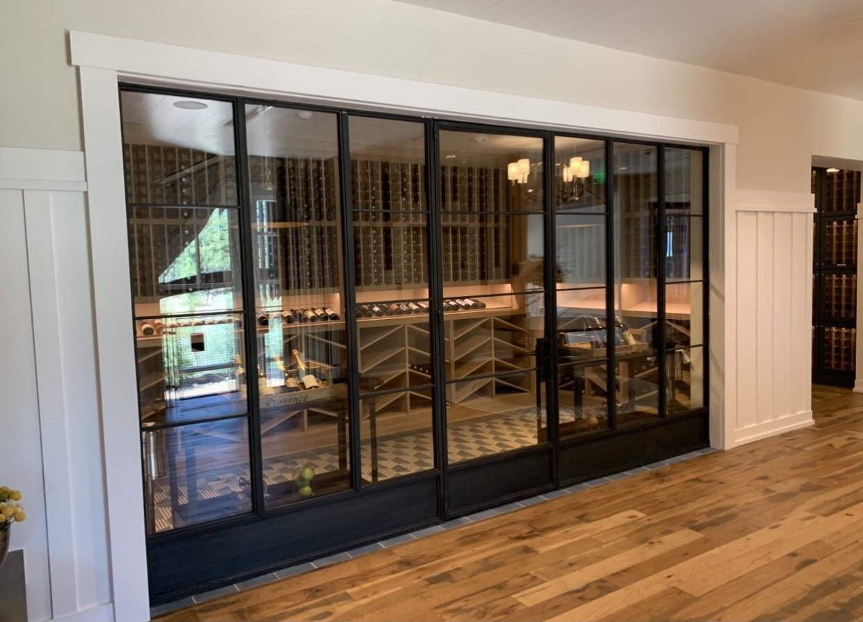 Custom Metal and Glass doors and Windows