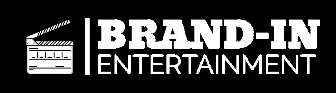 Brand-In Entertainment Logo Long