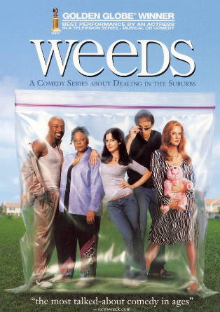Weeds TV Show Trailer - Past Client - Product Integration