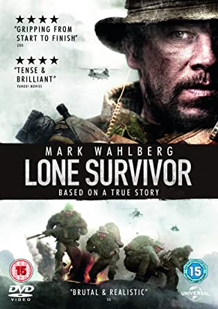 Lone Survivor Official Trailer - Feature Film - Past Client - Product Integration - Mark Wahlberg