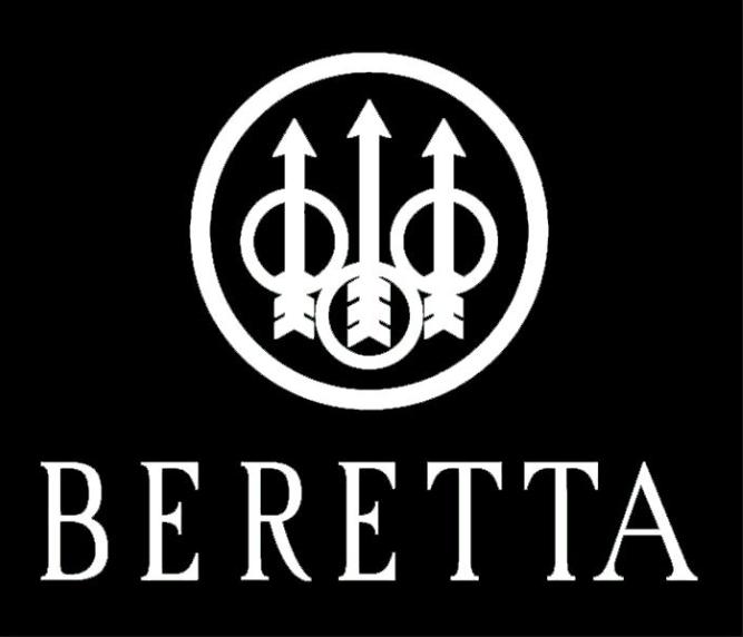 Beretta Logo - Beretta Pistol Logo - Beretta Gun Logo