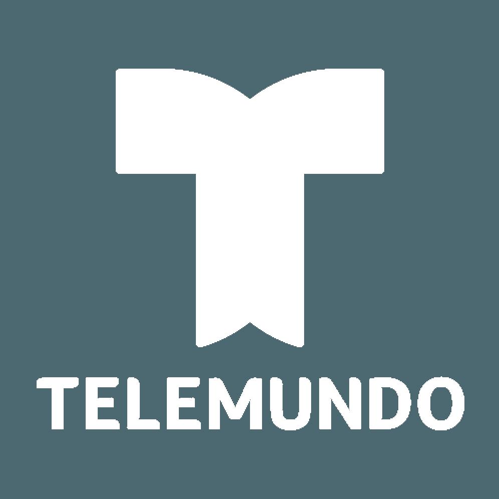 Telemundo - Noticias, Shows, Entretenimiento, Series y Mas LOGO