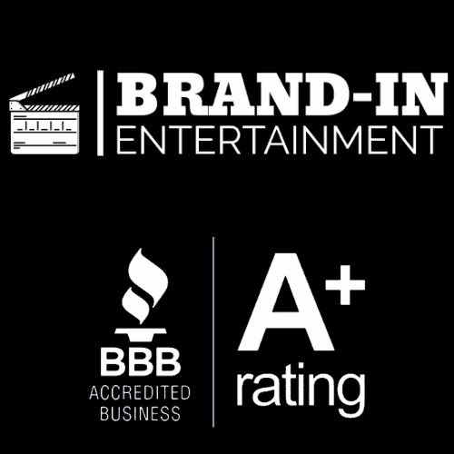 Brand-In Entertainment - BBB Accredited - Better Business Bureau Accredited