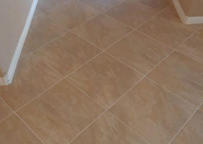 Grout and Tile Restoration