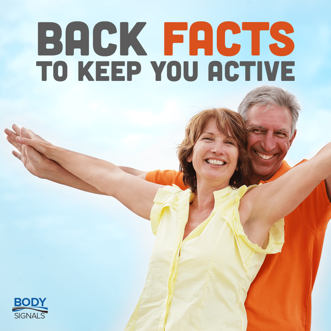 Back Facts to Keep You Active