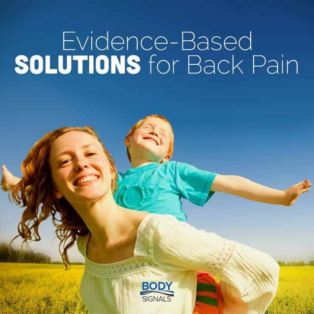 Evidence-Based Solutions for Back Pain