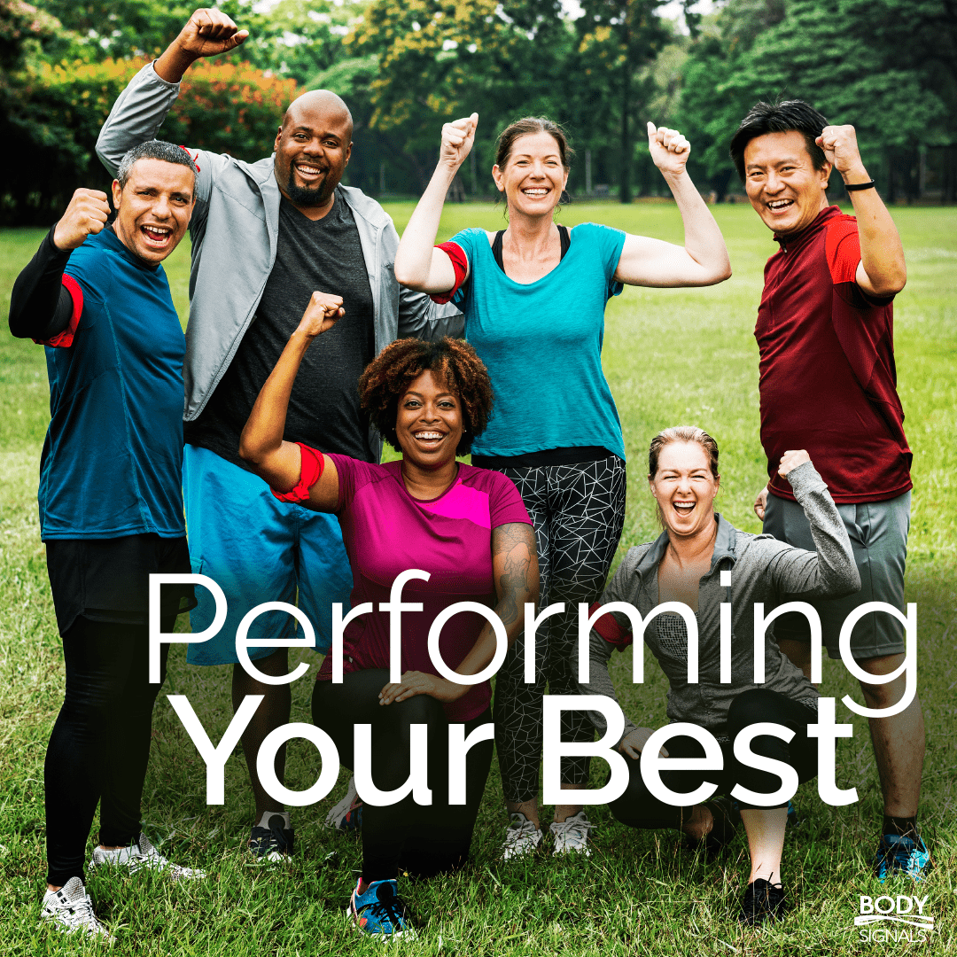 Performing Your Best