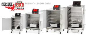 Cookshack Residential Electric Smoker Line