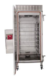 FEC240 with door open