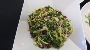 Kale and Poppy Seed Slaw