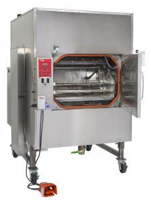 FEC300 Rotisserie Smoker