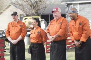 Phil the Grill on Chopped Grillmaster uses our FEC100