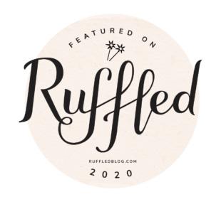 badge-ruffled