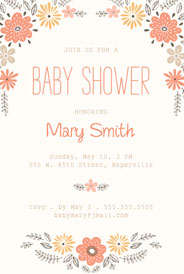 Baby and Bridal Showers in NJ