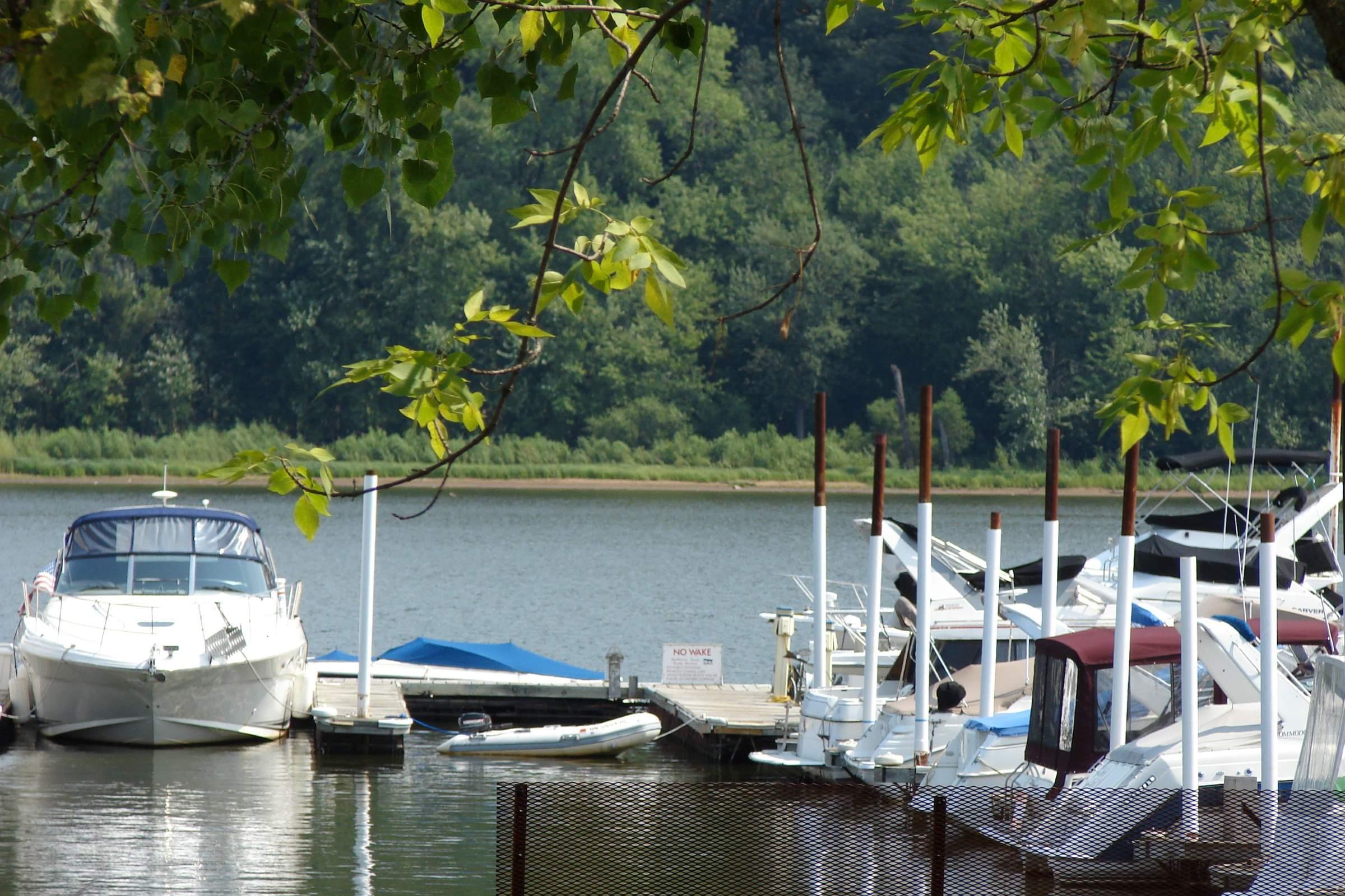 boats in stillwater