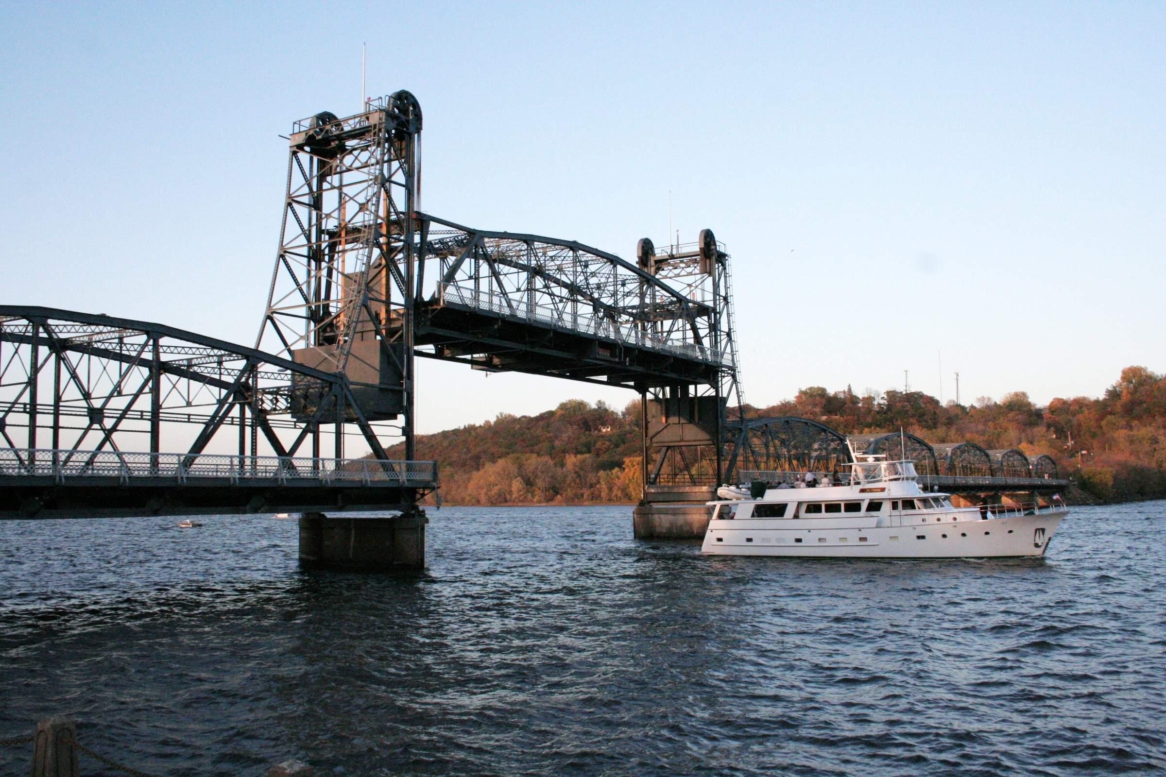 bridge in stillwater