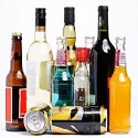 Alcoholism: Liquor Bottles and Beer Cans