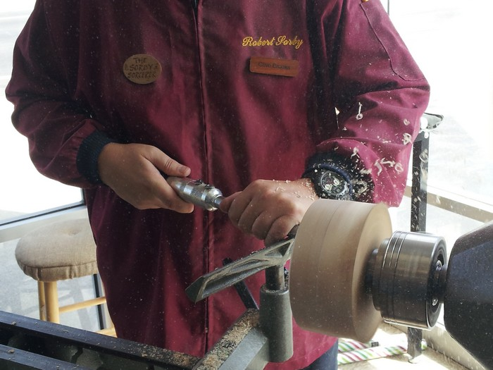 business woodcraft