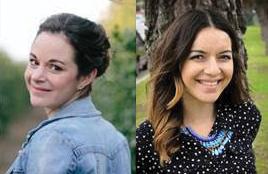 Briana and Melina join Consortium Media as new employees at award-wining firm.
