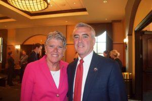 Congresswoman Julia Brownley was joined by Congressman Brad Wenstrup at hearing.