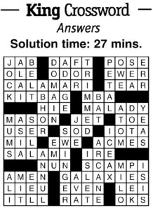 crossword-ans