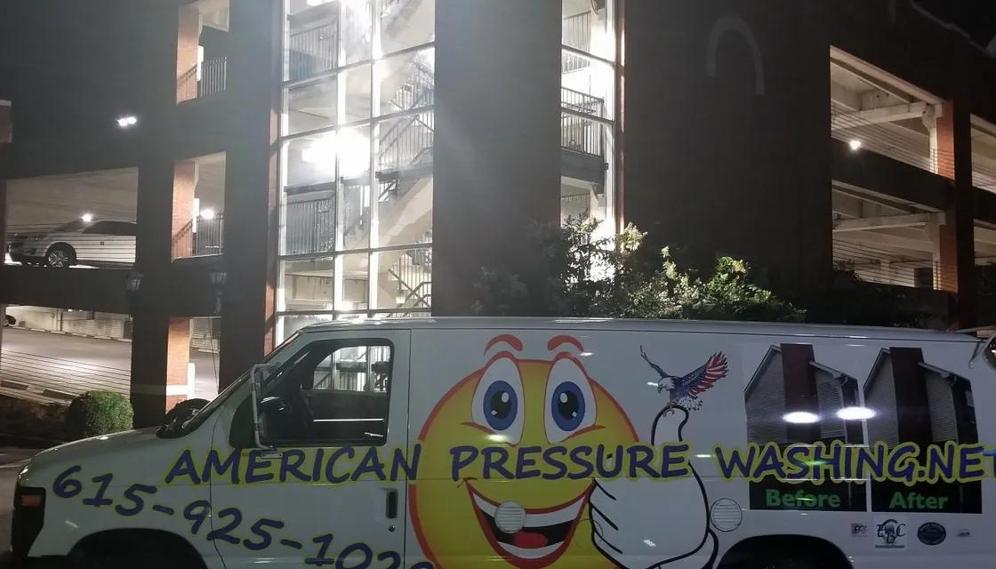 American Pressure Washing