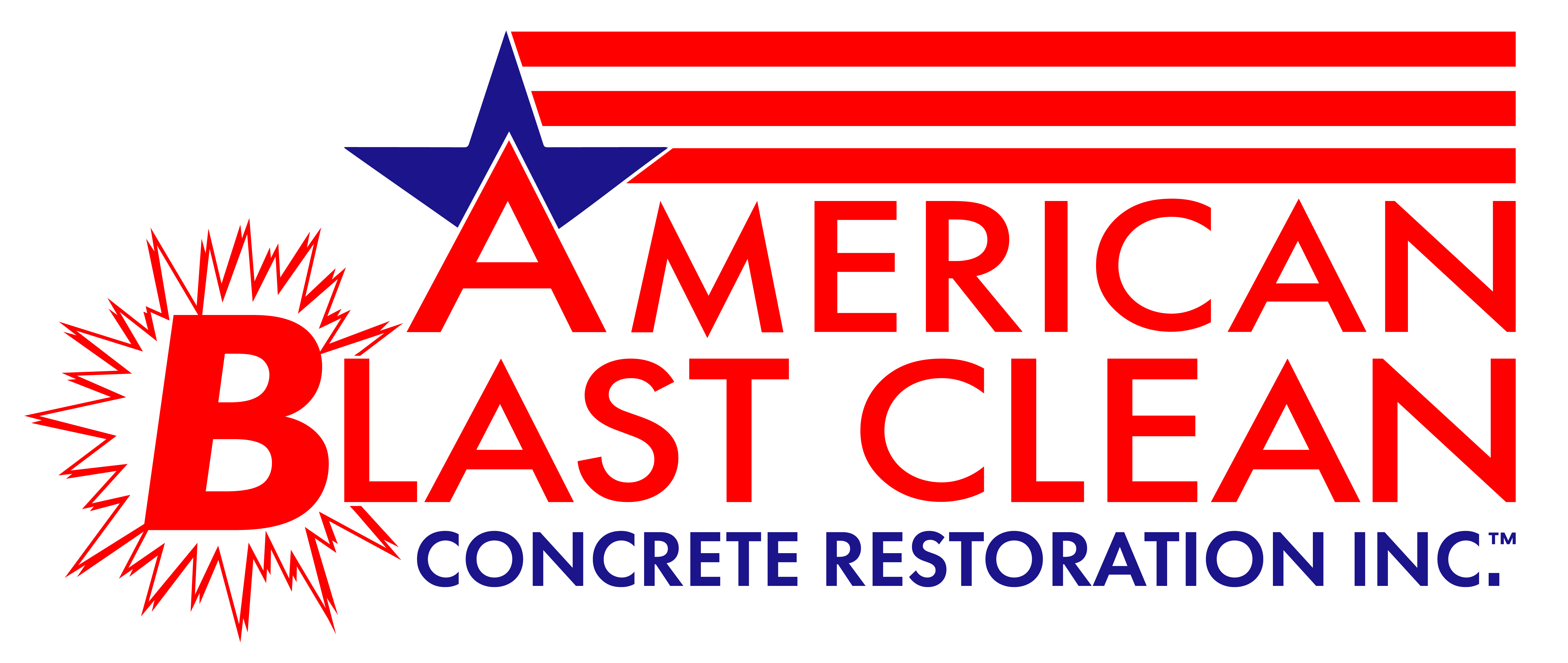 American Blast Clean Concrete Restoration