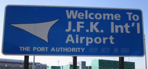 Car accident near JFK Airport